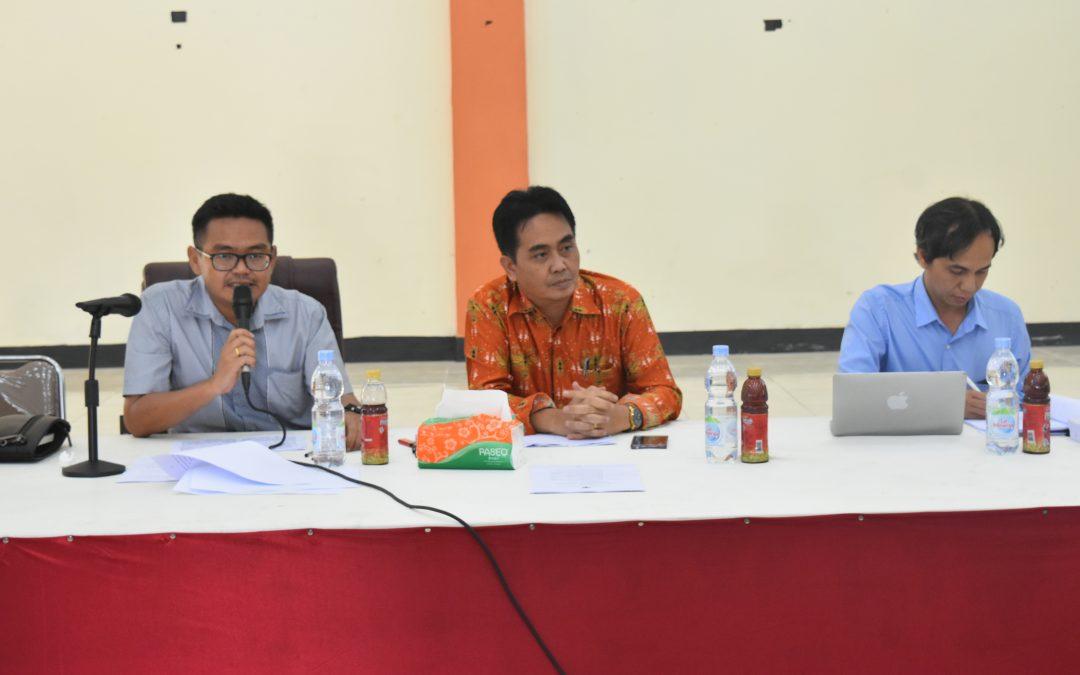 Rapat Tahap Pertama Proses Penyusunan Raperda Perumahan dan Kawasan Permukiman