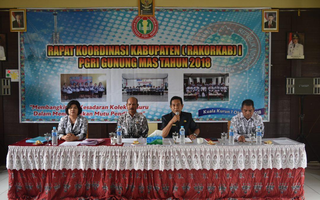 PGRI Harus Berkontribusi Untuk Dunia Pendidikan