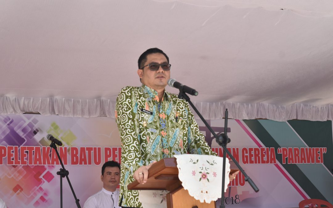 Tahun  2020 Jemaat GKE Tanjung Riu Memiliki Rumah Ibadah Baru