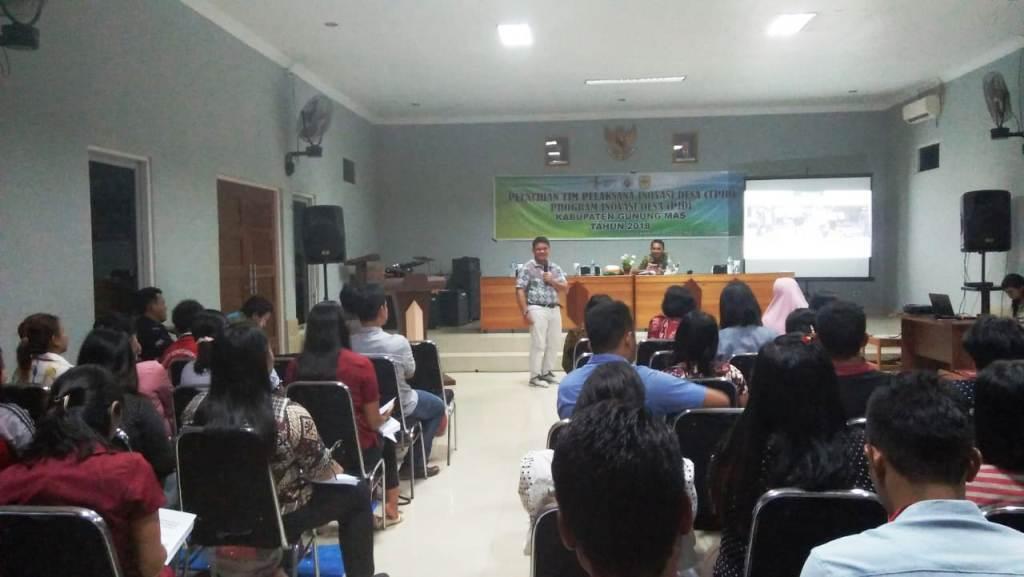 Tingkatkan Kualitas Penggunaan Dana Desa Melalui TPID