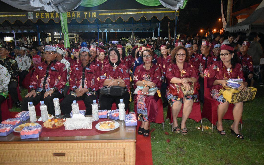 Asisten III Mengahadiri FTIK ke-IX di Tamiang Layang