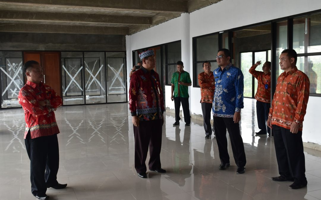 Gedung Christian Center Ditarget Rampung 2020